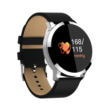 Q8 Smart Watch NRF52832 Chip Blood Oxygen / Sleep / Heart Rate Monitor Information Push