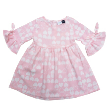 KIDS ICON Dress Anak Perempuan DISNEY with detail Ribbon - MGDT0100180