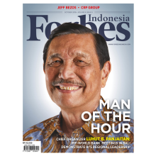 Forbes Indonesia Oktober 2018 - Forbes Indonesia - 2087-1996