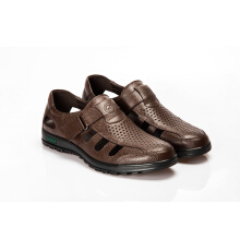 Jantens mens sandals genuine leather sandals