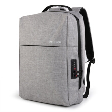 CROSSGEAR Notebook Laptop Apple Macbook 15.6 inch Backpack Multifunction With USB Port and Lock Travel Backpack CR-2607