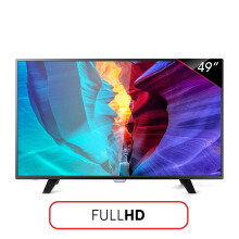 PHILIPS Smart LED TV 49 Inch FHD Digital - 49PFT6100S