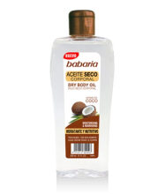 BABARIA Coconut Body Oil 300ML Others small