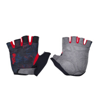 Zuna Sport Men Graphic Cycling Gloves Half Finger