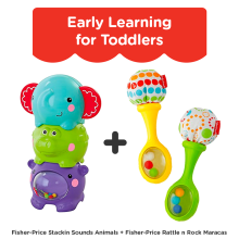 FISHER PRICE Early Learning for Toddlers