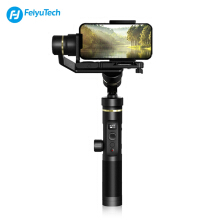 FY FEIYUTECH G6plus 3-axis Handheld Gimbal Stabilizer for Canon / Sony / GoPro  Black