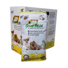 Eco Pet Goat Milk 20gr