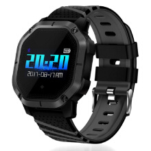 Jantens K5 Smart watch IP68 Waterproof Multiple Sports Modes Cycling Swimming Heart Rate Monitor Blood pressure for Andriod iOS