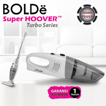 BOLDE Super Hoover Turbo - Dark Grey