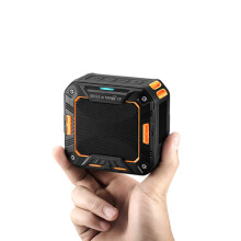 BlitzWolf® BW-F2 IP65 Water Resistant 2000mAh Outdooors Wireless Bluetooth Speaker  -Black