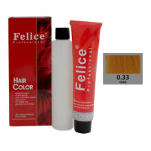 Felice Professional Hair Colour (Gold) 60ml