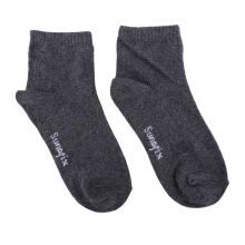 SUNAFIX KK QPLS Ladies Socks Polos - Dark Grey