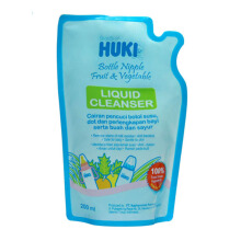 BABY HUKI Liquid Cleanser Pouch 200 ml CI0264