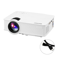 Aosen Excelvan mini LED projector 800x480 pixels