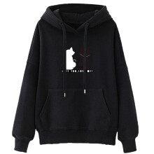 BESSKY Womens Long Sleeve Hoodie Sweatshirt Casual Hooded Fashion Winter Autumn Tops_