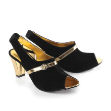 HIGH HEELS KASUAL WANITA - LLM 565