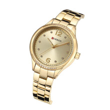CURREN Luxury Women Watch  Fashion Bracelet Watches Ladies Women Wristwatches Relogio Femininos