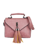 Catriona Gelisa top handle bag - PINK