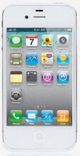 Rearth iPhone 4s Ringke SLIM - Alpine White