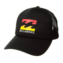 BILLABONG Podium Trucker - Black/Yellow [All Size] MAHTGPOD BYEALL