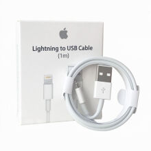 Apple Data cable charging line for iPhone 6plus/ 6s plus White