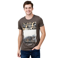 GREENLIGHT Men Tshirt 8811 288111712 - Green