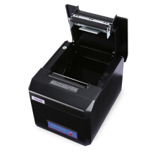 HOIN HOP - E801 USB / WiFi / Internet Access Thermal Receipt Printer Black