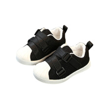 SiYing Shell head veneer shoes baby breathable mesh children's shoes