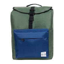 The X Woof Everyday Backpack Water Resistant Tpack-F 5.0 Green Blue Dark Green