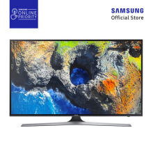 SAMSUNG LED TV 43 Inch Flat Smart Digital UHD - UA43MU6103KPXD [SAMSUNG ONLINE PRIORITY]