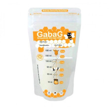 Gabag Kantong Asi 25+5 Pcs - 180 ml