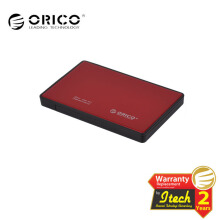 ORICO 2588US3-RD ( 2.5in HDD / SSD Mobile Enclosure with USB 3.0 )