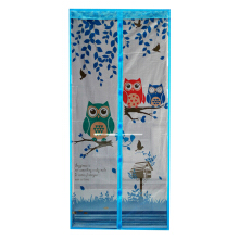 RADYSA Tirai Magnet Owl Biru Others