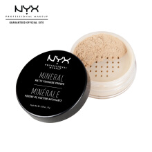 NYX Professional Makeup Mineral Finishing Powder - Light Medium