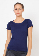 Shop at Banana O Top 20 Navy Blue All Size