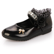 Nono sweet and elegant children's diamond princess dance shoes