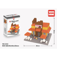 Bricks Wie Hawk 2322 Sweet Buns Orange