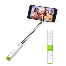 ATONGM-M4 Wired  Universal Stick Selfie Telescopic Travel Stick Selfie Mini Stick Selfie Ultralight Iphone / Apple / Samsung