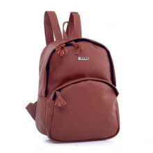 GARUCCI - WOMEN FASHION BAG TAS RANSEL WANITA - TYA 1023 - BROWN