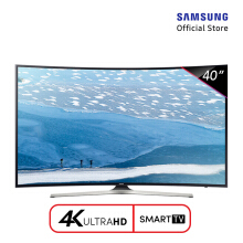 [DISC] SAMSUNG Smart LED TV 40 Inch 4K UHD Digital - 40KU6300