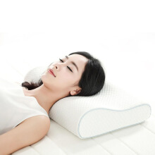 Original Xiaomi 8H Cool Feeling Slow Rebound Memory Cotton Pillow H1 Super Soft Antibacterial Neck