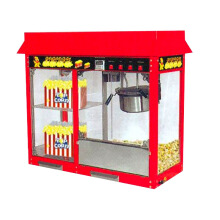 GETRA Double Chamber Popcorn Machine ET-POP6A-D
