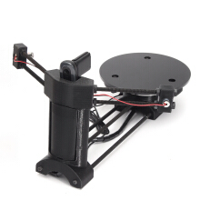 Blitzwolf Open Source 3D  Laser Scanner & Adapter Object Plate Black For Ciclop Printer   -  -
