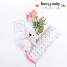 BOOGY Baby Royal Edition Duchess Swaddle, Bear, Box - All Size