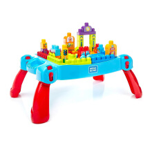 MEGA BLOKS Build N Learn Table FGV05