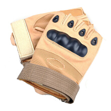 Fireflies A1102 Men's Special Forces Mechanical Tactics Half Finger Special Gloves