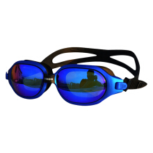 Jantens Swim Glasses Swimming Goggles with Big Frame Lenses Waterproof Anti-Fog UV Protection
