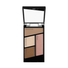 Wet N Wild Color Icon Eyeshadow Quad - Walking On Eggshell