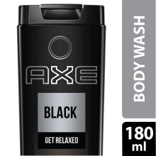 AXE Body Wash Black Bottle 180ml