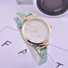 PEKY Mini Watch Fashion Gift Watch Women Watch Watch Gemstone Quartz Watch